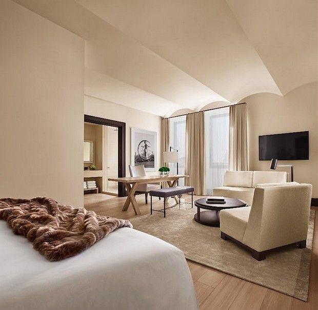 Best Interior Design New York Edition Hotel By David Rockwell