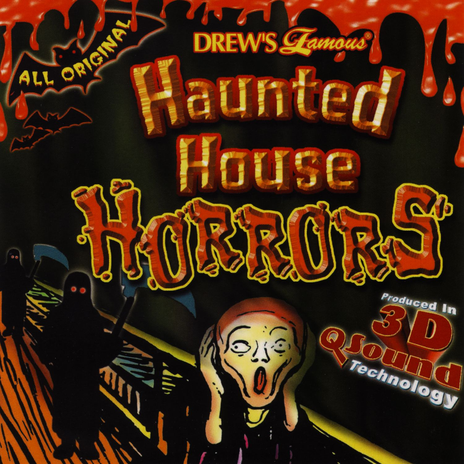Pin by Brandon on Scary Sounds of Halloween | Famous haunted houses
