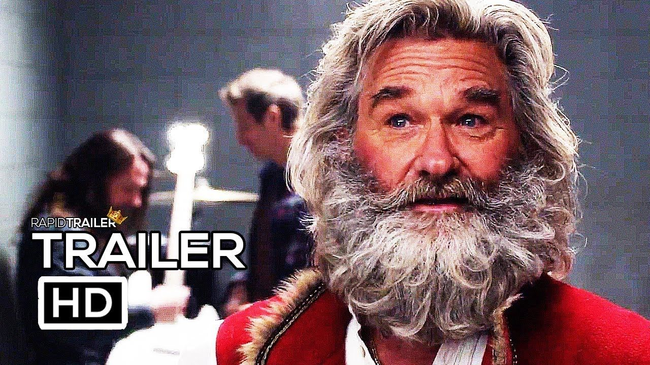 THE CHRISTMAS CHRONICLES Official Trailer (2018) Kurt