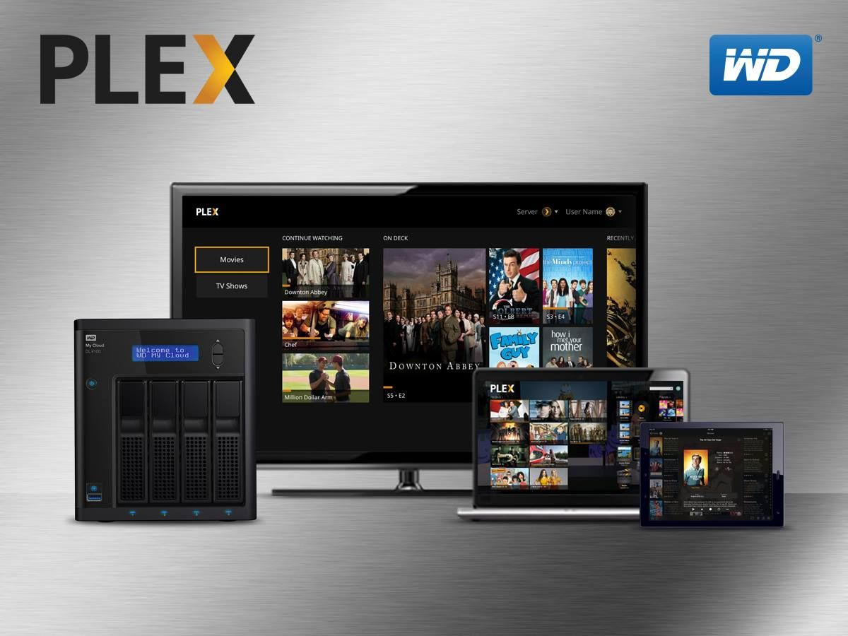 Plex On Wd My Cloud Mirror Clouds Dvd Streaming