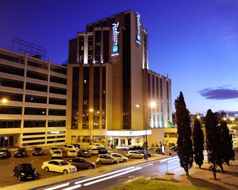 World Cl Hotels Under 100 A Night Radisson Blu Lisbon