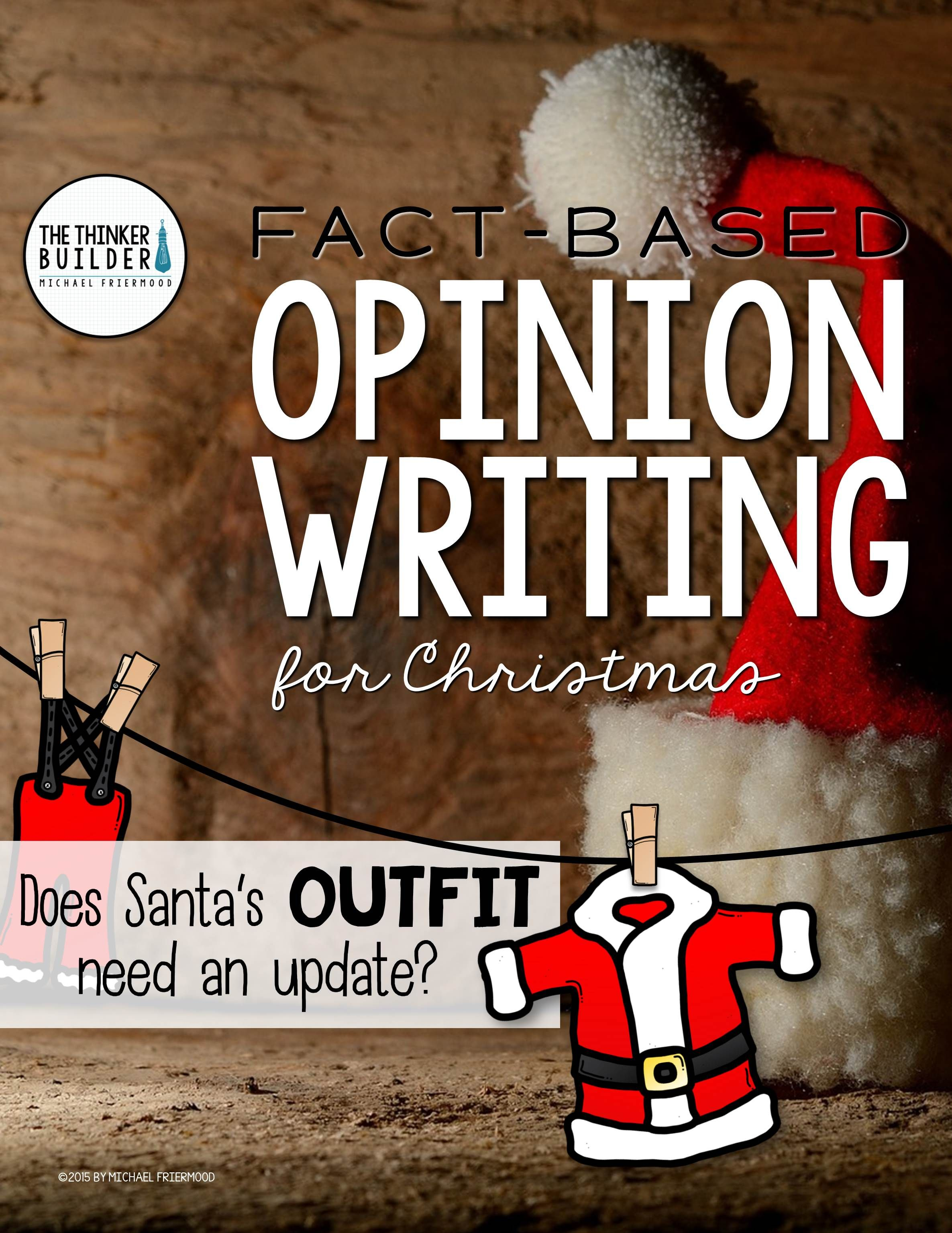 Fact Based Opinion Writing For Christmas Is It More Fun To