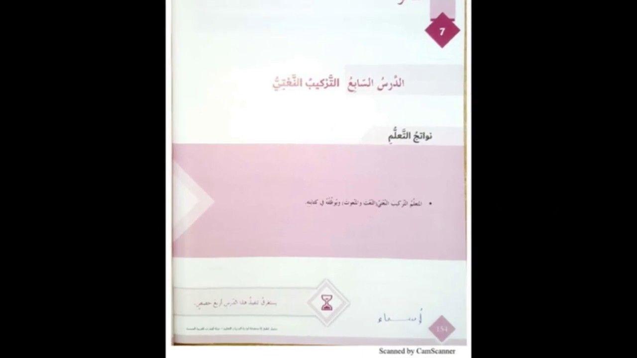 حل درس التركيب النعتى لغة عربية الصف السادس الفصل الثانى 2020مناهج الام Ted Baker Icon Bag Cards Against Humanity Tote Bag
