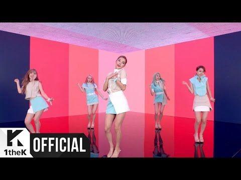 [MV] UNICORN(유니콘) _ HUK(헉) (Dance Ver.) - YouTube
