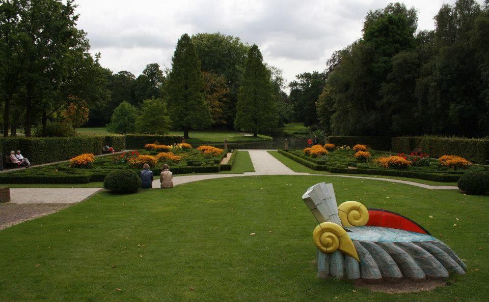 Zochers' garden