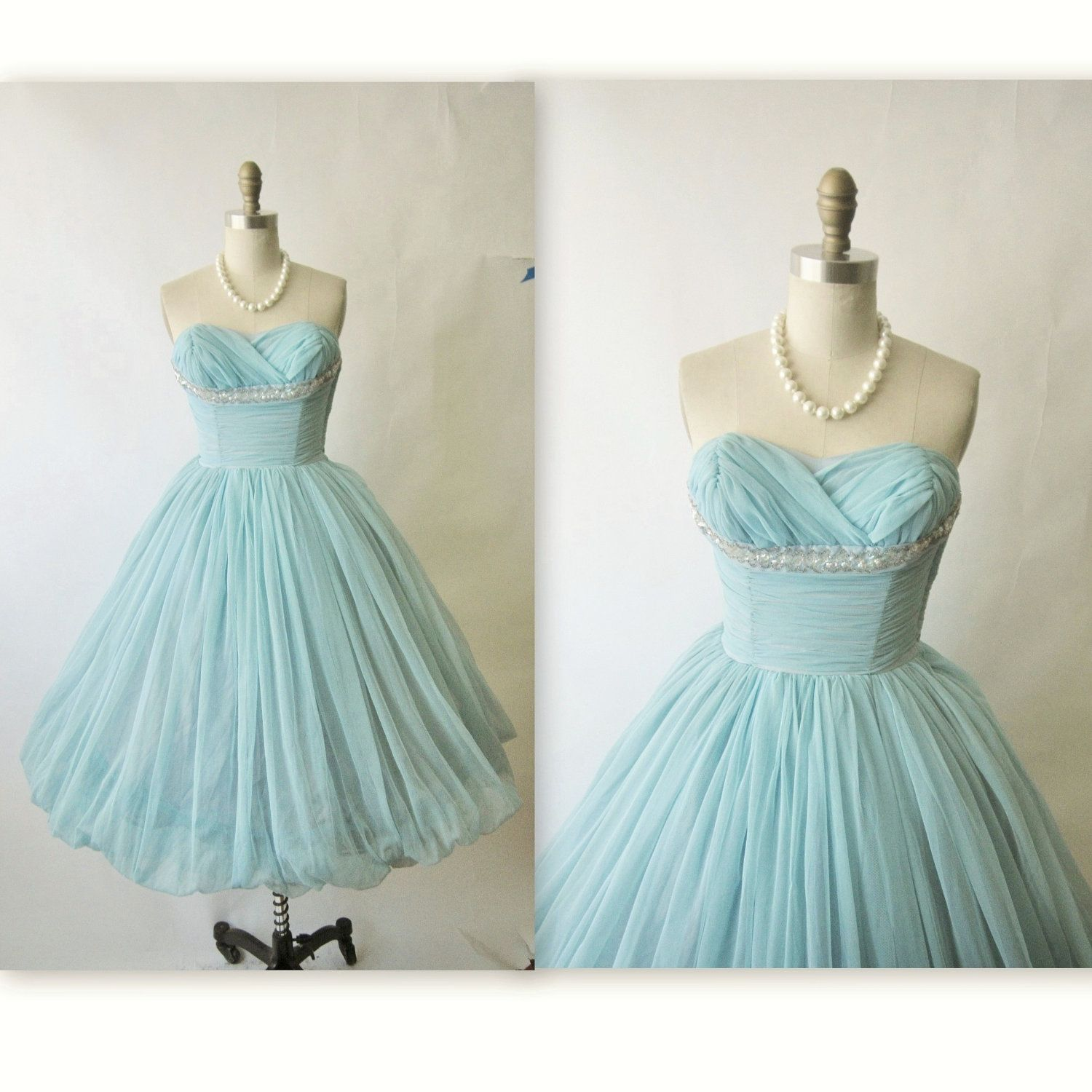 50 S Tulle Dresses