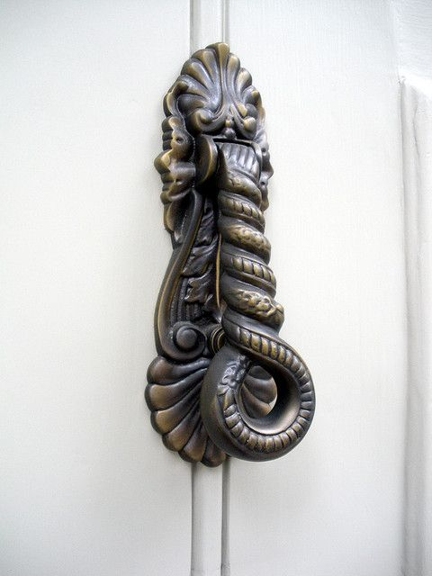 Door knocker                                                                                                                                                      More