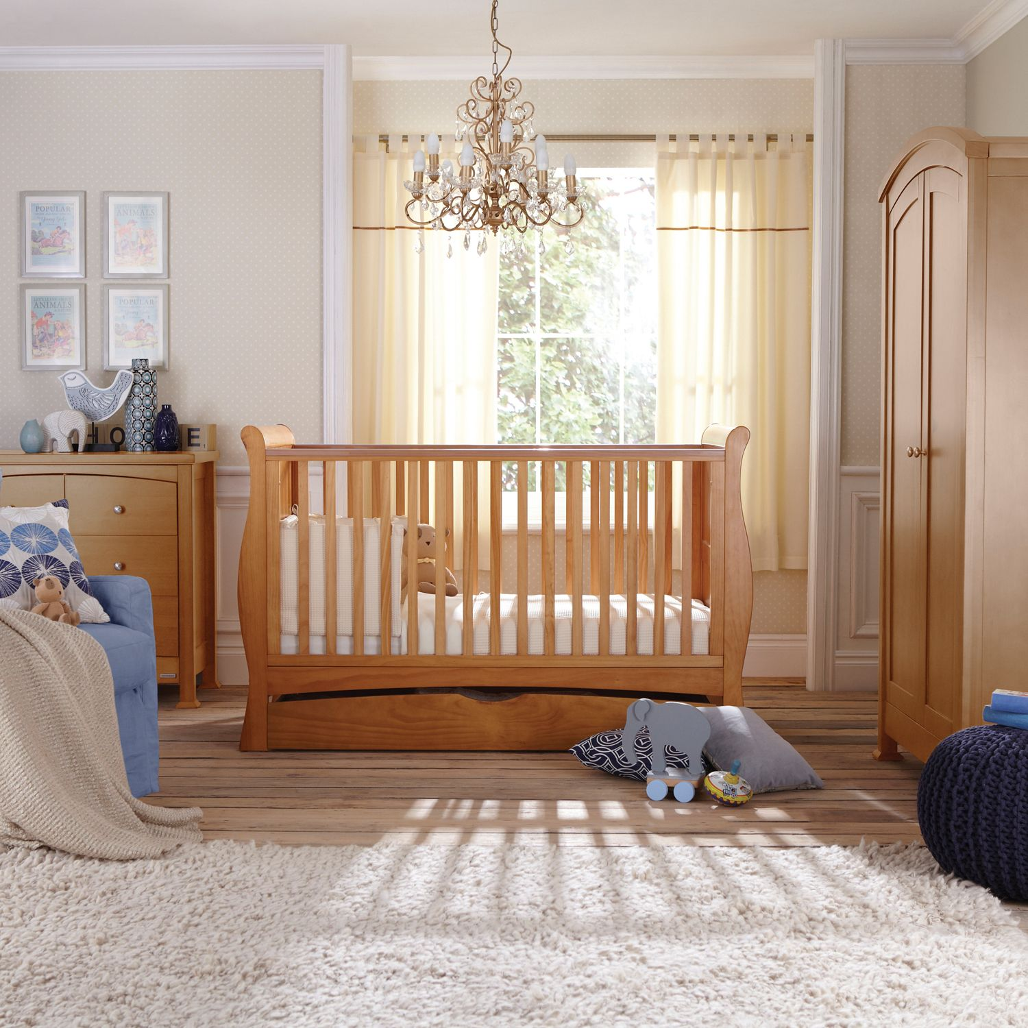 Beau Bailey 3 Piece Nursery Furniture Set