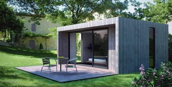 Les Nouvelles Cabanes Sortent Du Bois Avec Images Abris De Jardin Design Abri De Jardin Jardin Maison