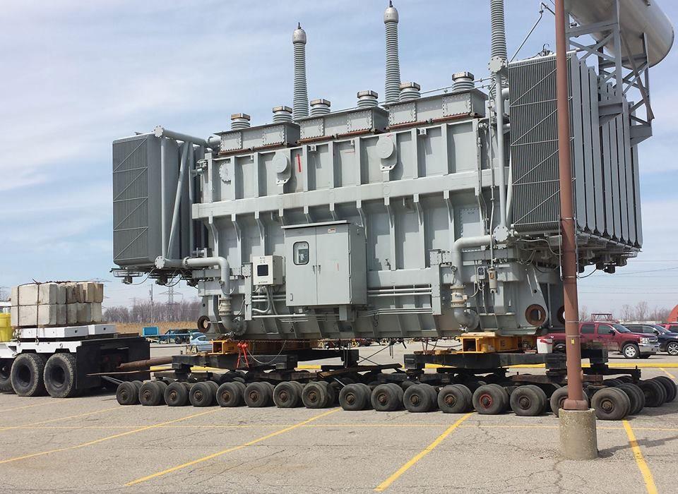 8,000,000 Pound Transformer Electrical engineering