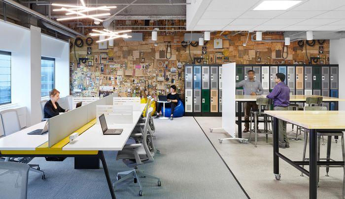 Office Tour Aviva Digital Garage Offices Toronto