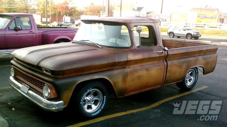 Rust Patina Badass Paint Jobs For Trucks Google Search C10 Chevy Truck Chevy Trucks Chevy