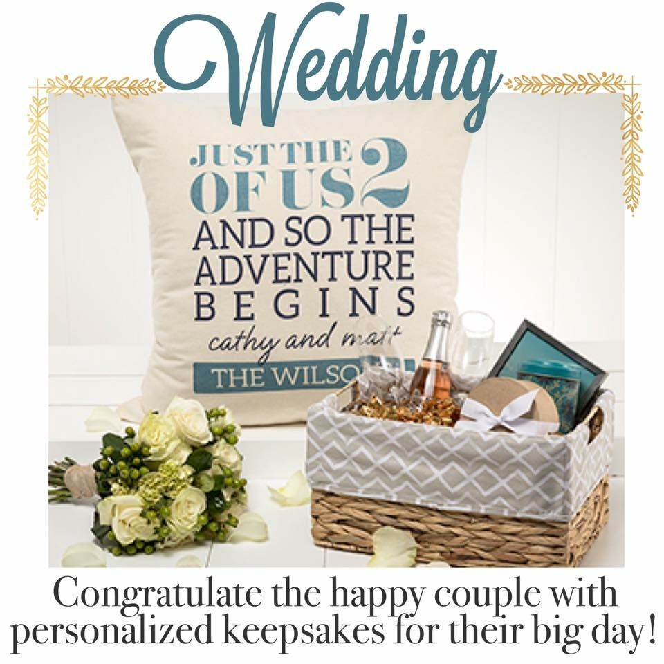 Perfect Wedding Gifts: We Have So Many Gift Options! Our Pillows Make Perfect