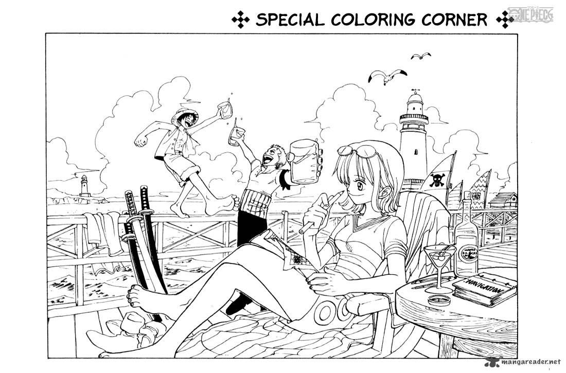 One Piece 22 Page 30 One Piece Manga Adult Coloring Pages