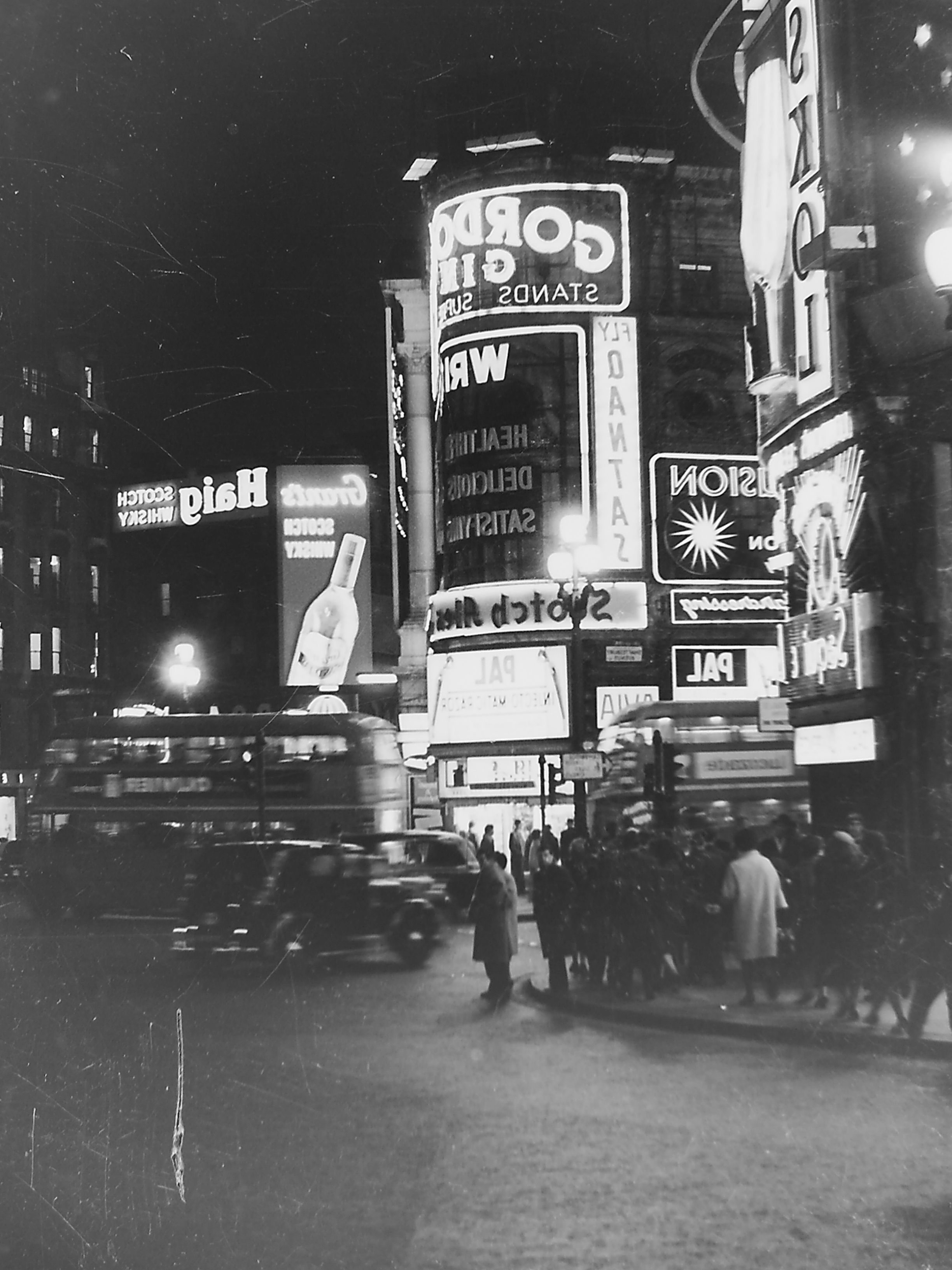 London 50's or 60's