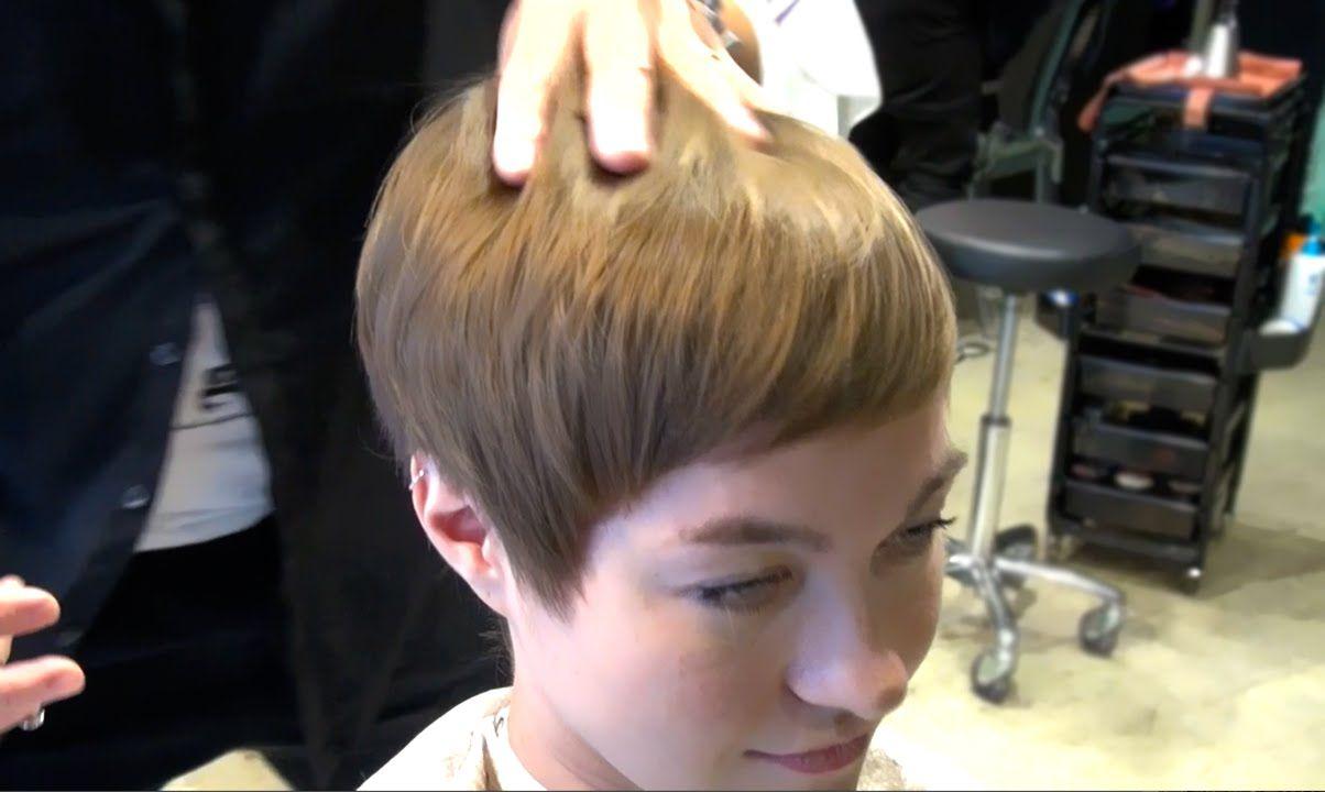 Kenneth Siuus Haircut  Dry Cut Pixie  KENNETH SIUuS HAIRCUTS