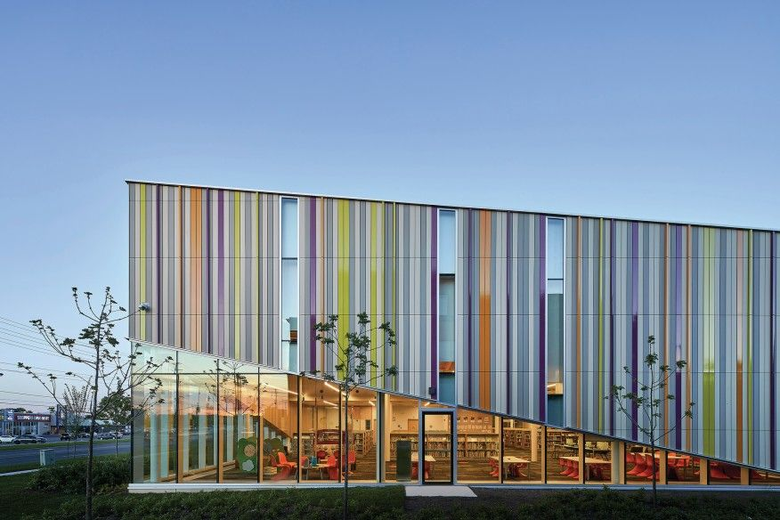 Six Projects Win 2019 Aia Ala Library Building Awards Architect
