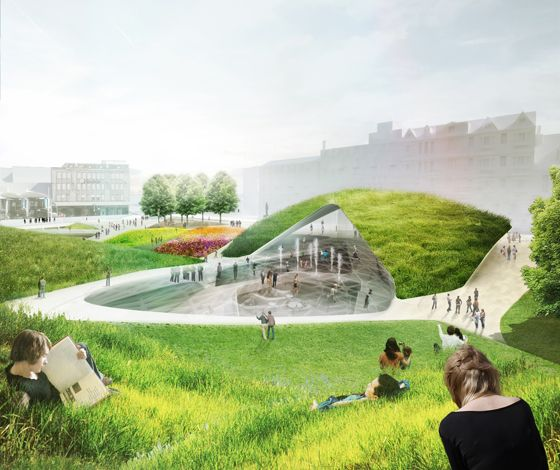 Park life the evolving approach to designing urban public space public spaces public and urban - Social life in small urban spaces model ...