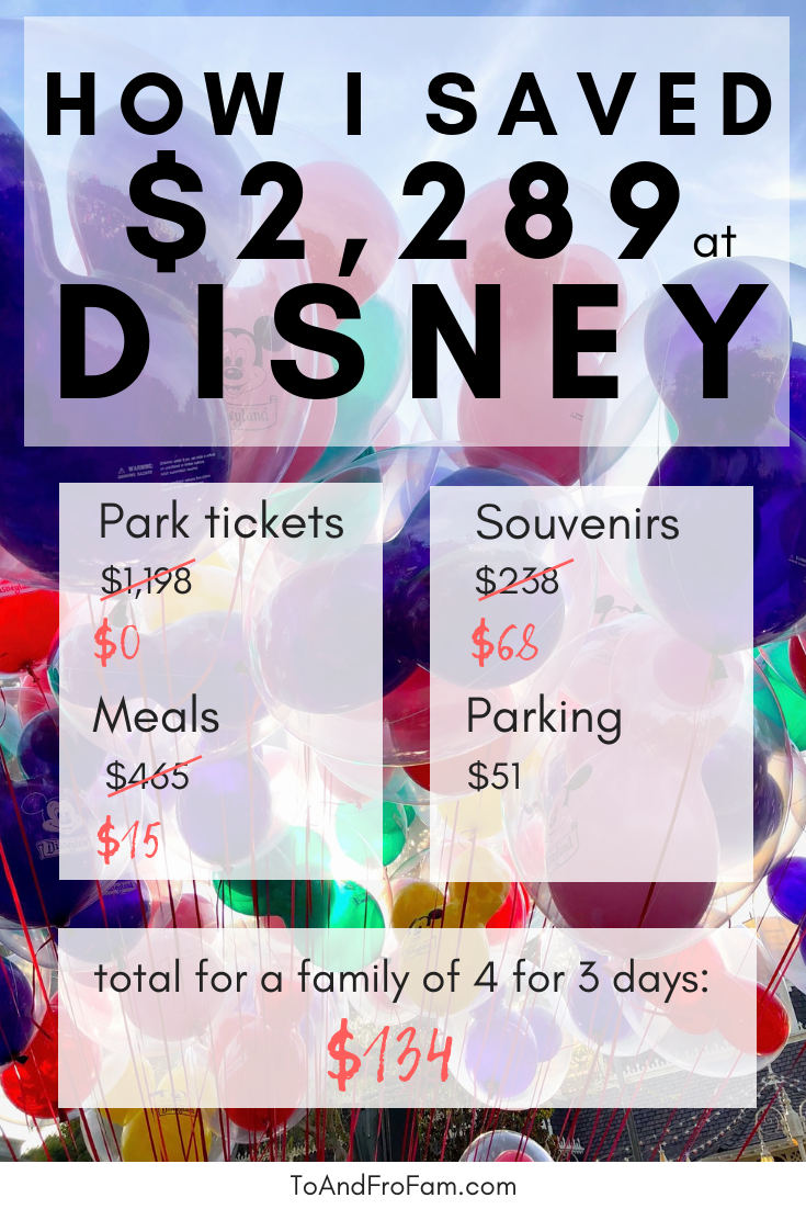 Photo of Unser Disney-Budget: Genau wie viel ich für unseren Familienurlaub in Disneyland ausgegeben habe …