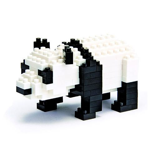"NanoBlock Giant Panda - Ohio Art - Toys ""R"" Us"
