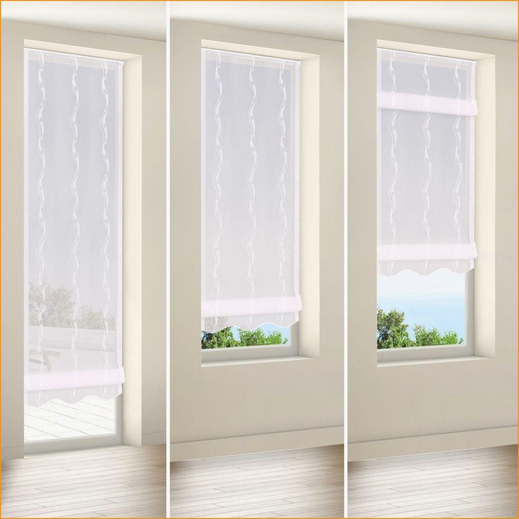 Schiebegardinen Kurz Tedox In 2020 Roman Shade Curtain Roman Shades Home Decor
