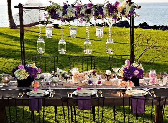 Bekannt Idees deco, jeux et buffet garden party | Amazing Floral Designs  OO85