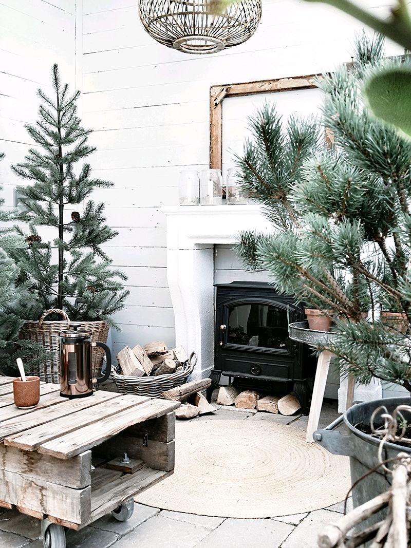 Vergeet De Kerstdecoratie Buiten Niet Inspiraties Showhome Nl Buiten Kerst Kerst Huizen Kerstdecoratie