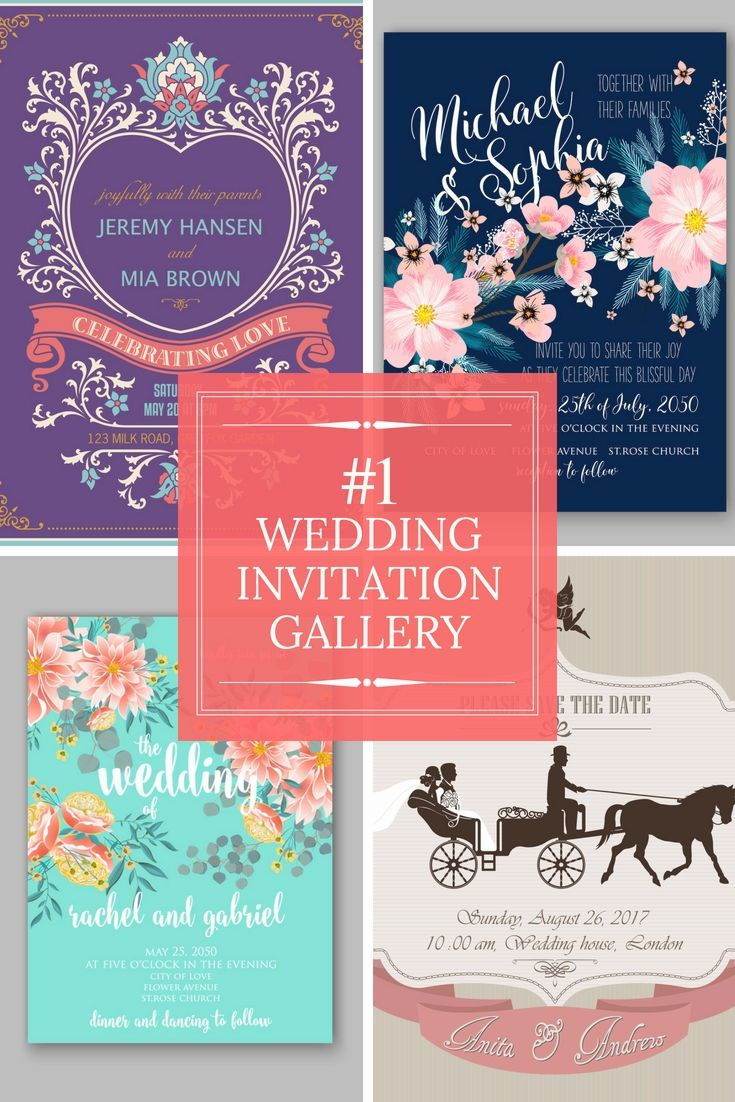 Top Rated Wedding Invitation Creative Ideas - Look Around Our ...