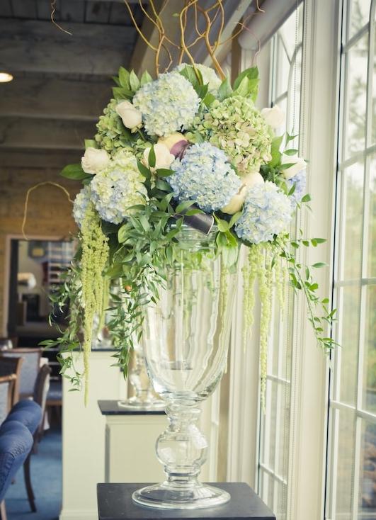 Note Curly Willow On Top Flower Centerpieces Wedding Large Floral Arrangements Large Flower Arrangements