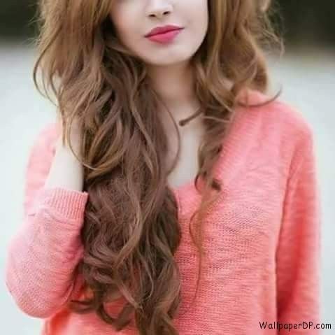 Image for Pretty Girl Dp for Facebook Download Latest
