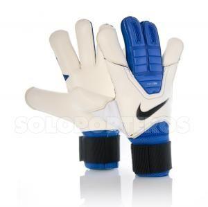 líquido Soltero Concesión  Guante Nike Vapor Grip 3 Blanco-Azul | Guantes, Nike, Uñas azules