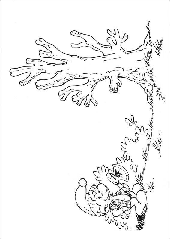 Desenhos Para Colorir Os Estrumpfes 16 Ausmalbilder Schlumpfe Malvorlagen