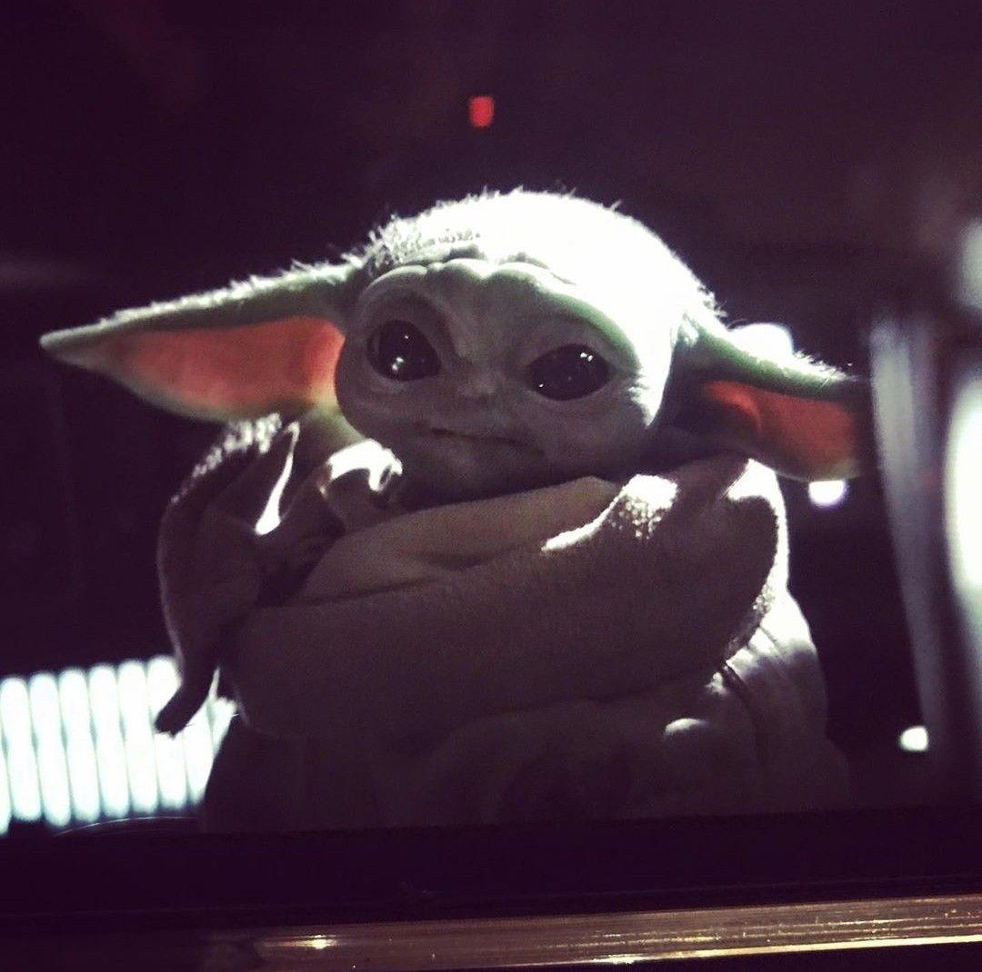 Pin by 7winterbear💜 on Baby Yoda Star wars baby, Star