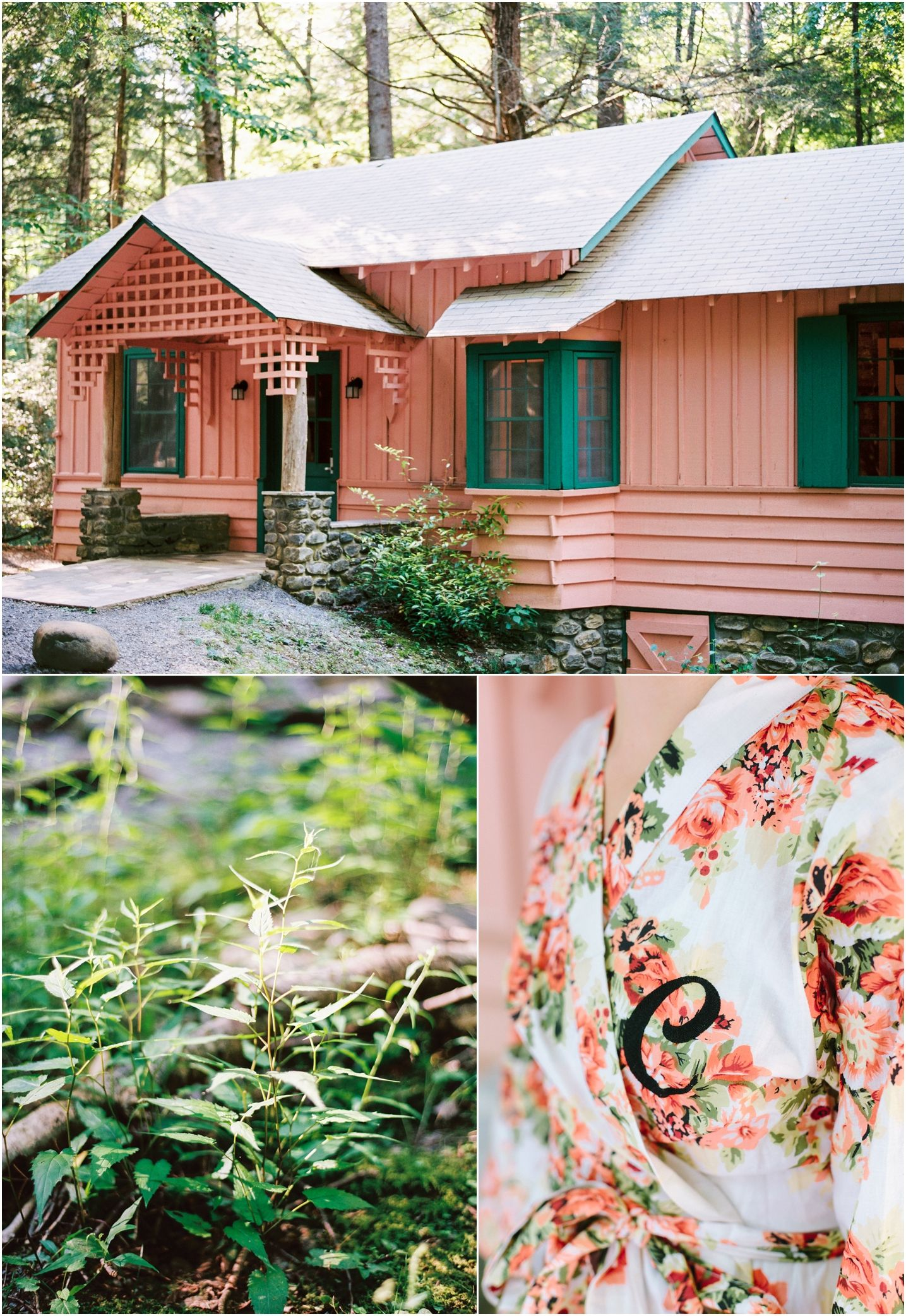 Spence Cabin Wedding, Elkmont, Great Smoky Mountains National Park