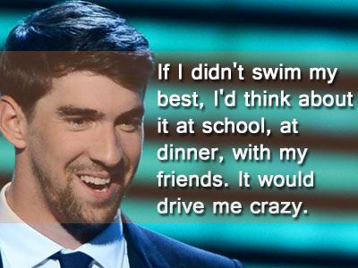 Wonderful 10 Inspirational Quotes From Michael Phelps (Nothing Is Impossible ...    Swimming   Pinterest   Michael Phelps Amazing Pictures