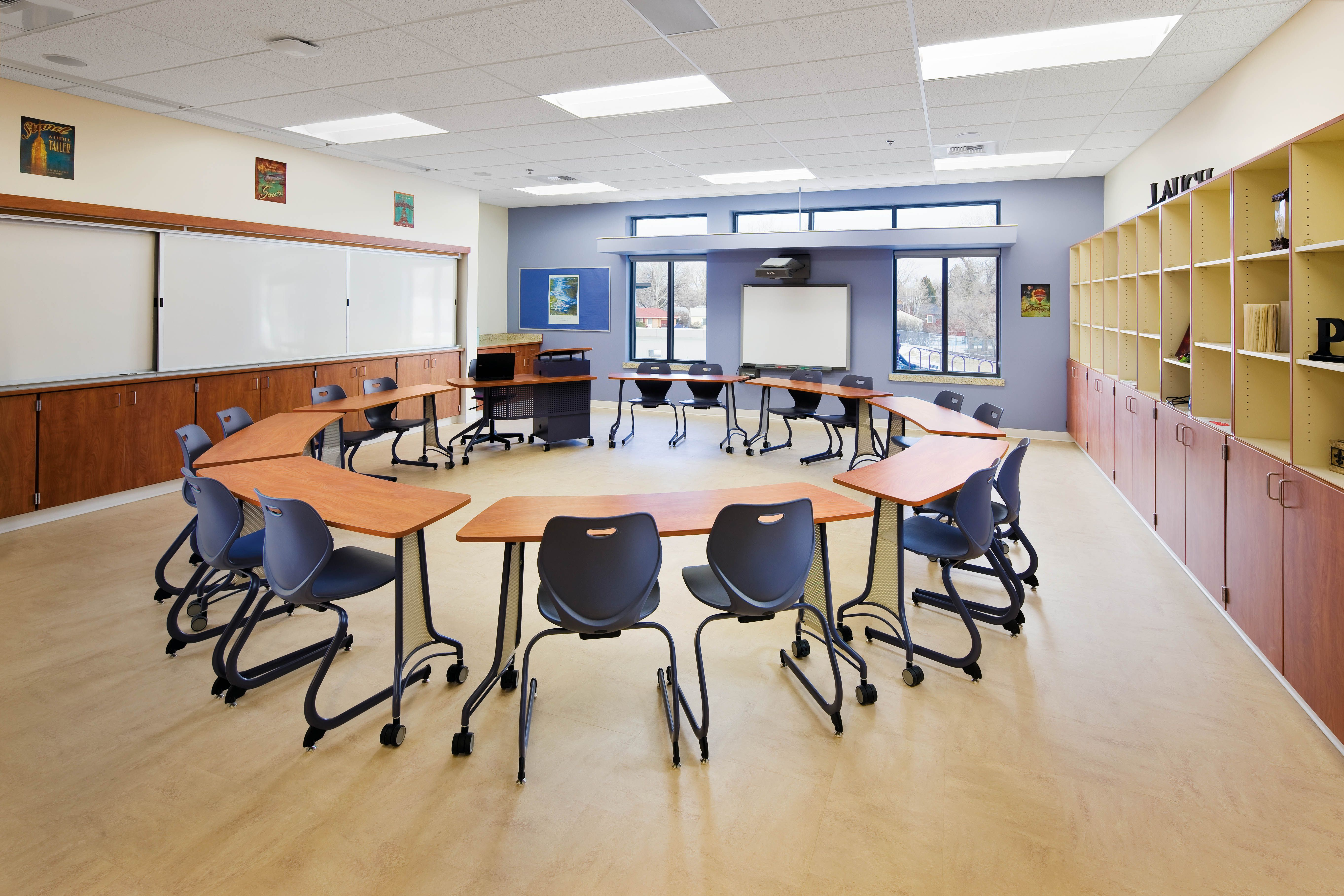 Superieur KI Is The #1 Supplier Of Educational Furniture Solutions. Here Is KIu0027s  Intellect Wave Seating And Enlite Tables. Learn More At Www.ki.com.