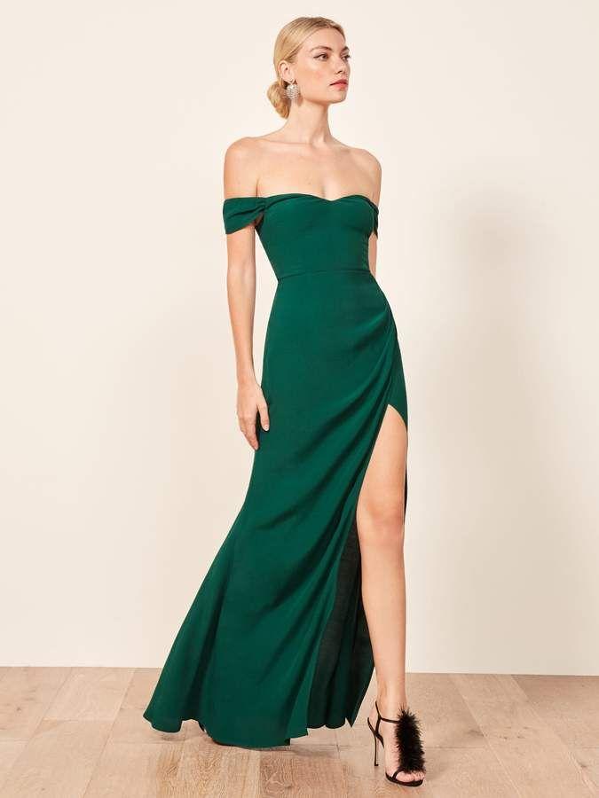 Marilyn Dress   Vestidos largos elegantes, Vestidos