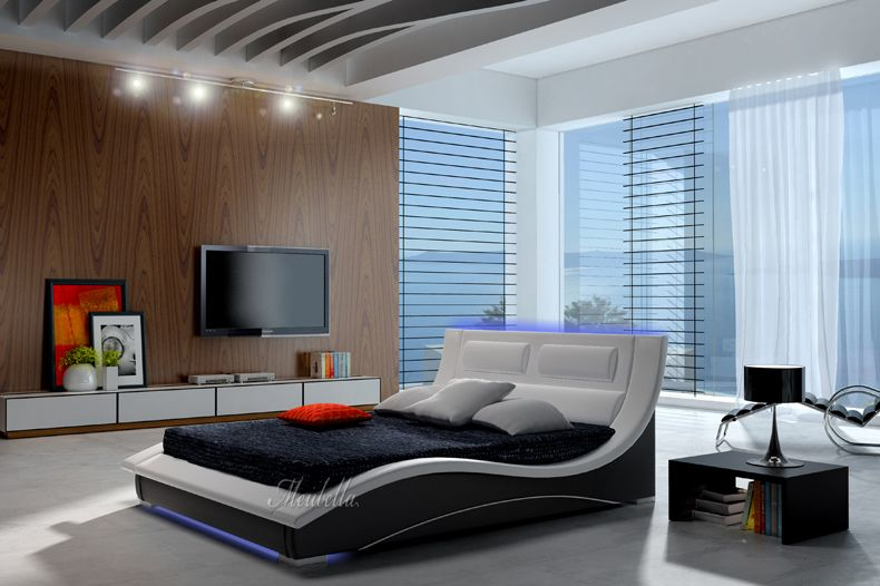 bed sumoya led bed sumoya led heeft een modern design in witte