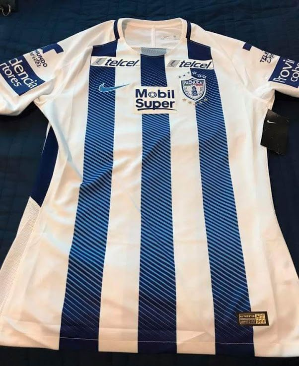 Nike Club Pachuca 2017-18 Home Kit Leaked - Footy Headlines  6624d5e457dd2