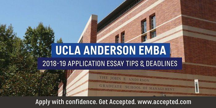 Mba admission essay buy ucla