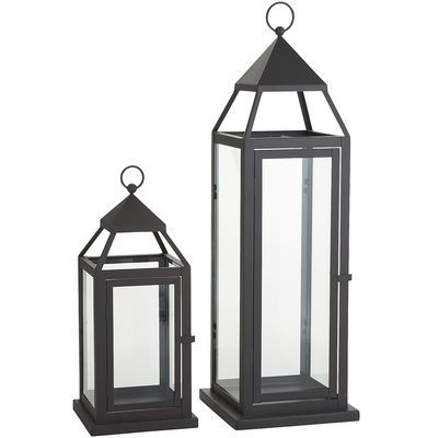 Perfect Black Metal Lanterns $12 24 On Sale At Pier 1 Imports. Should We Buy Home Design Ideas