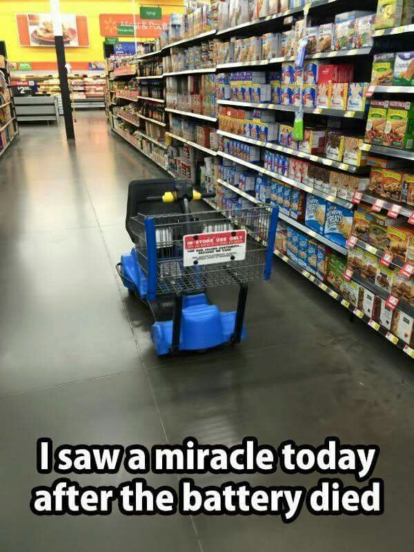 So true!!!!! Lol should be called a lazy cart!
