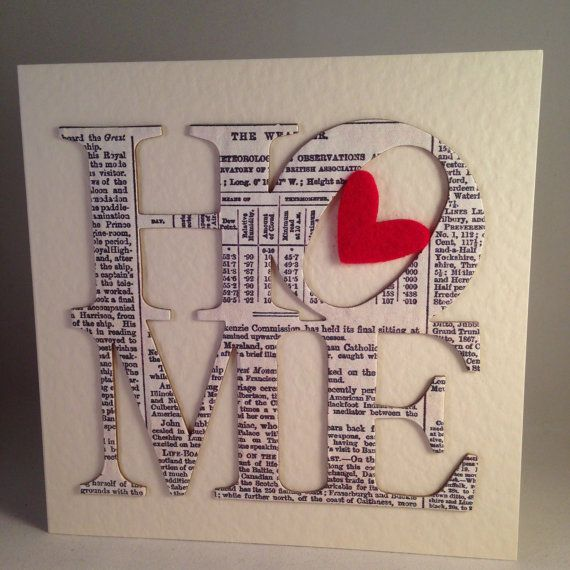 New Home Housewarming Newsprint Card By Stuffbysaracards On Etsy