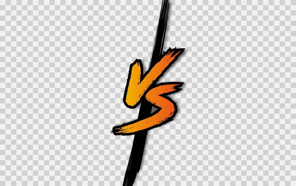 Vs Versus Letter Logo Battle Letter Logo Logo Illustration Design Photo Logo Design