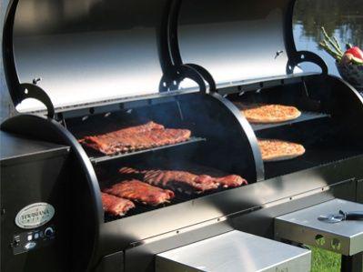 Louisiana Grills - Wood Pellet Whole Hog 1750. The most ...