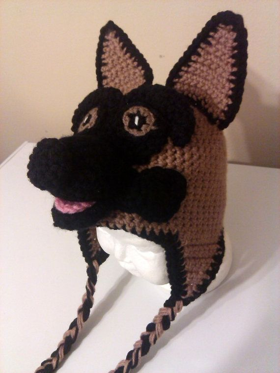 Dalmatian and German Shepherd – Anonymouscrochet |Crochet German Shepherd