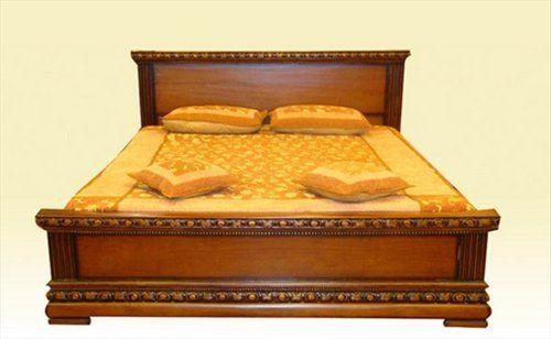 Ranjang Tidur Ukir Kerang Jati Jepara Jpg 500 308 Desain