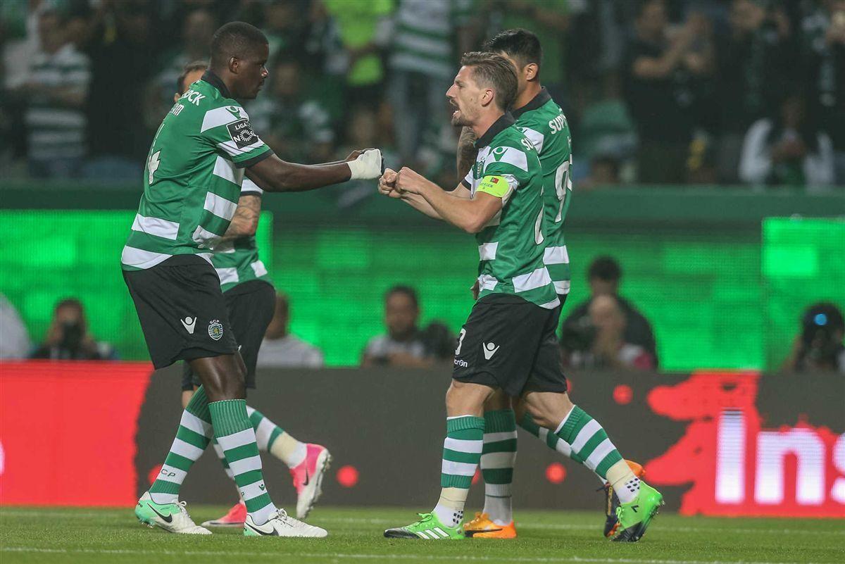 Galeria - As melhores imagens do Sporting-Benfica