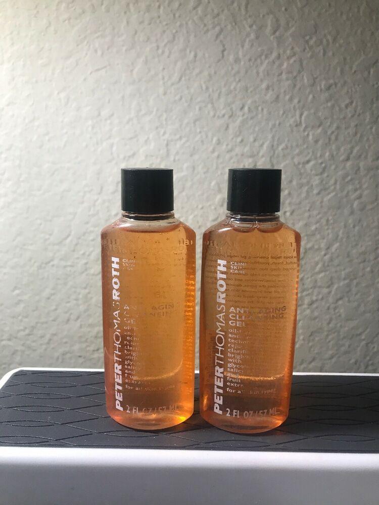 2 peter thomas roth antiaging cleansing gel nourishing