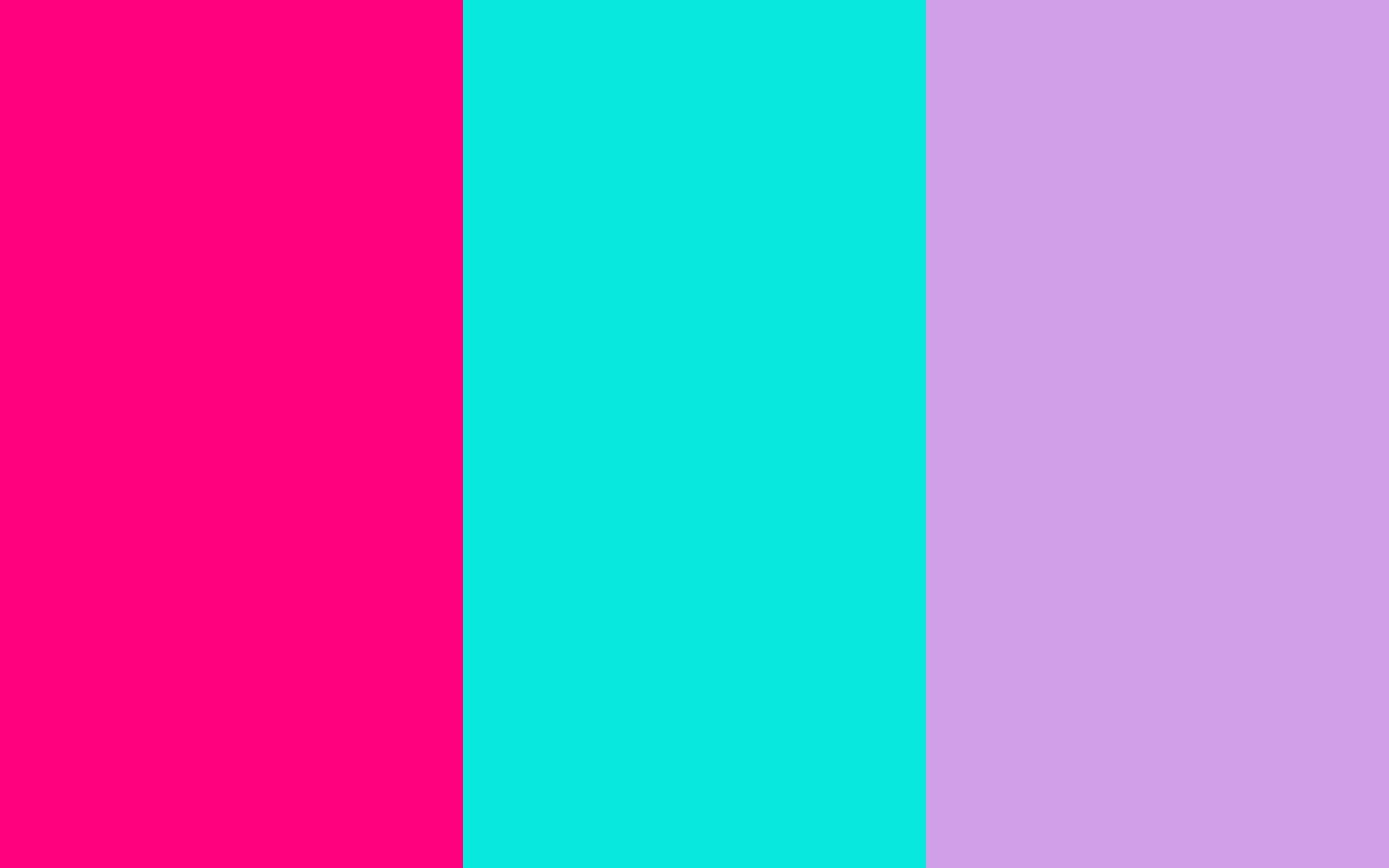 Free 1680x1050 Resolution Bright Pink Turquoise And Ube